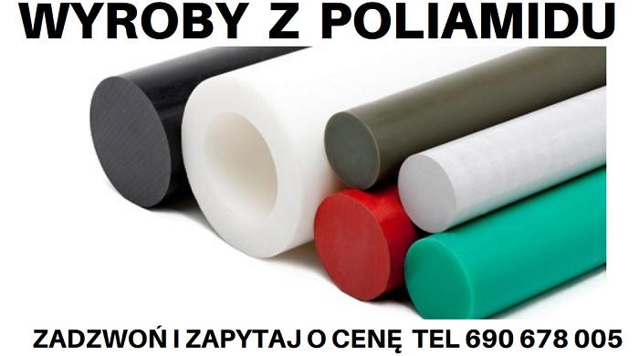 wyroby z poliamidu PA6